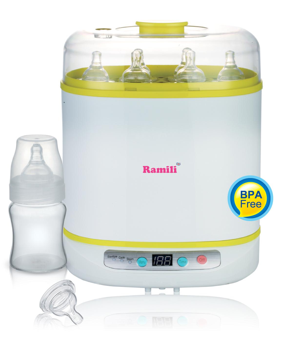 Ramili<sup>®</sup> Electric Steam Sterilizer BSS150