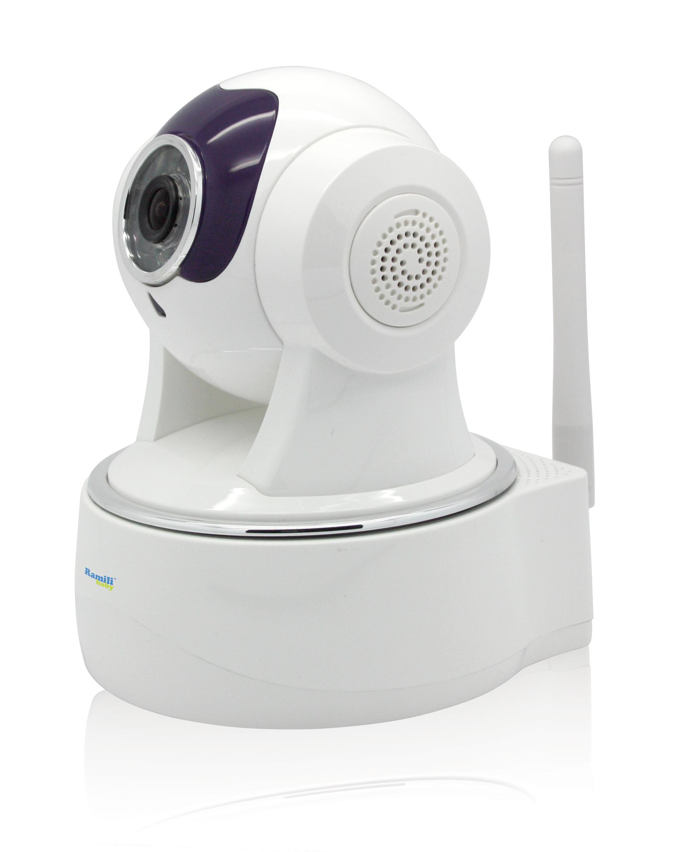 Ramili<sup>®</sup> Wi-Fi Baby Monitor HD RV800