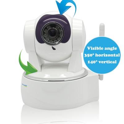 Ramili Group | Ramili® Wi-Fi Baby Monitor HD RV800