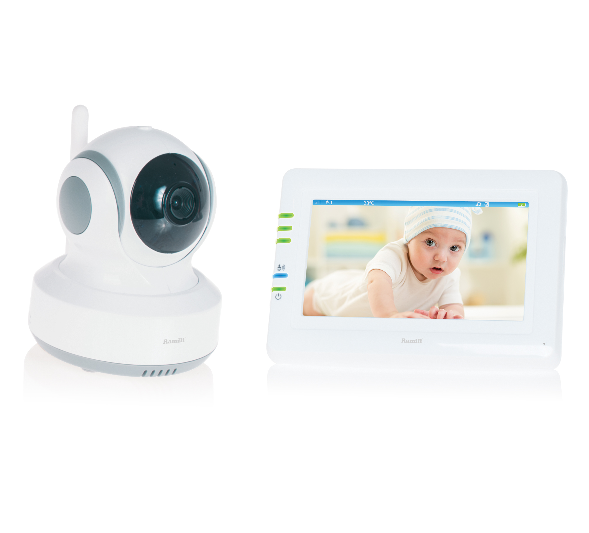 Ramili<sup>®</sup> Baby Video Monitor RV900