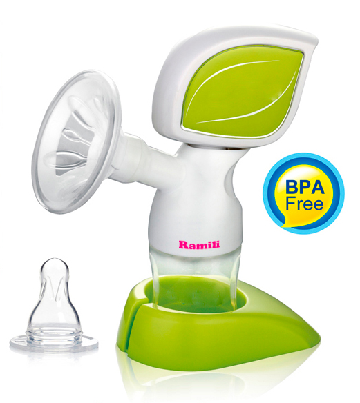 Ramili<sup>®</sup>  Electric Dual Phase Breast Pump SE150