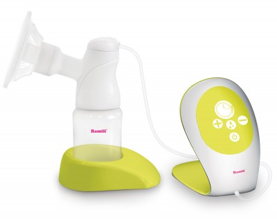 Ramili<sup>®</sup> Electric Dual Phase Breast Pump SE300