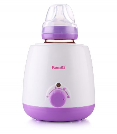 Ramili<sup>®</sup> Baby milk and food warmer with accessory sterilizer BFW200