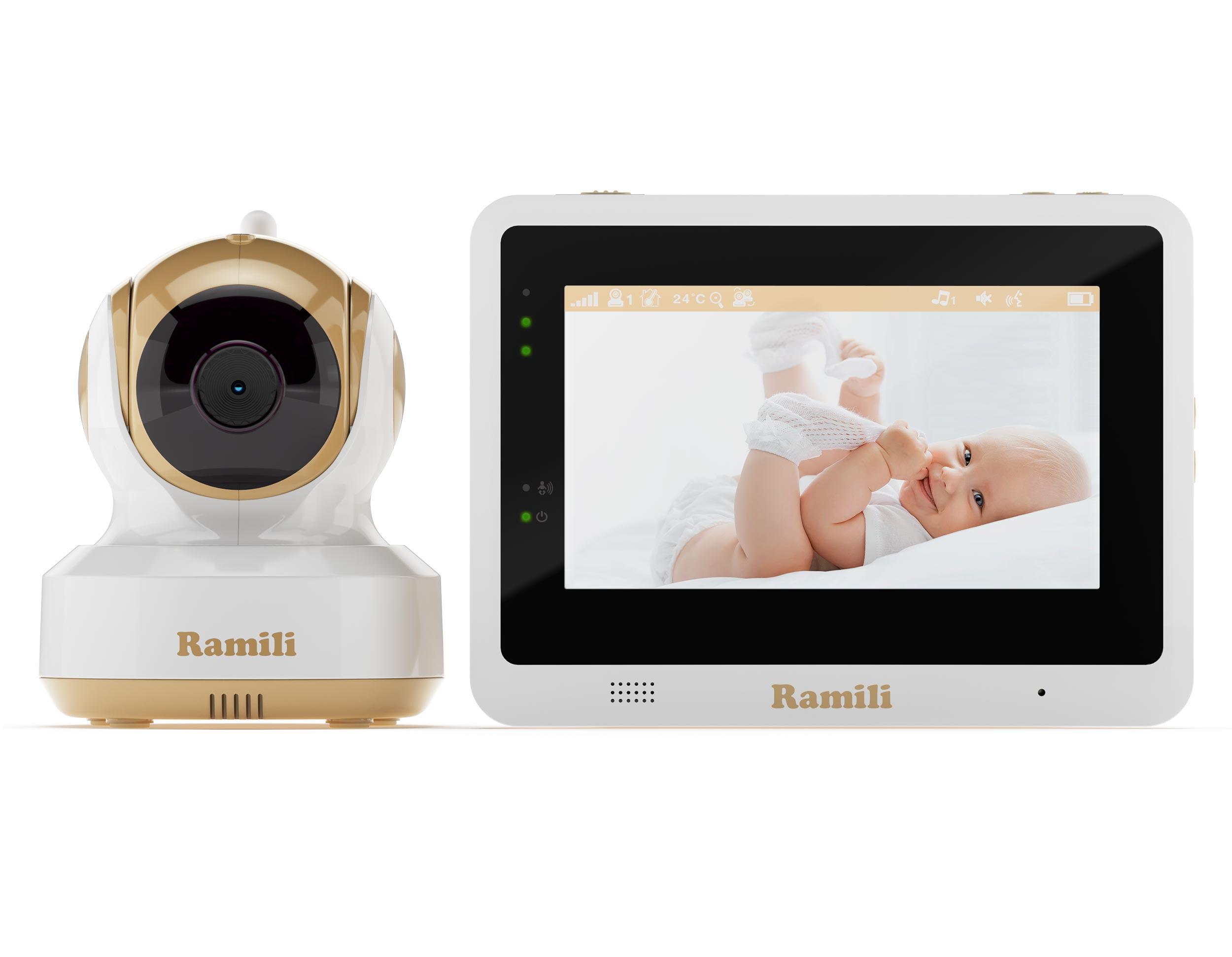 Ramili<sup>®</sup> Baby Video Monitor RV1500