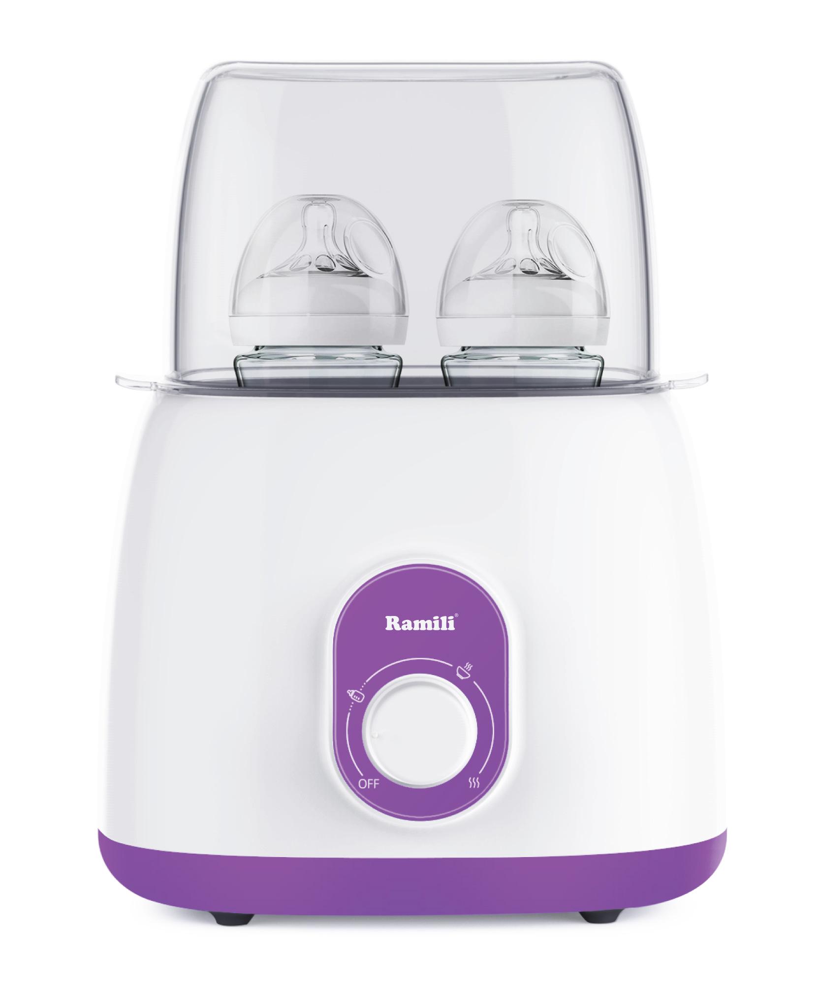 Ramili<sup>®</sup> 4 in 1 Baby Bottle Warmer & Sterilizer BFW300