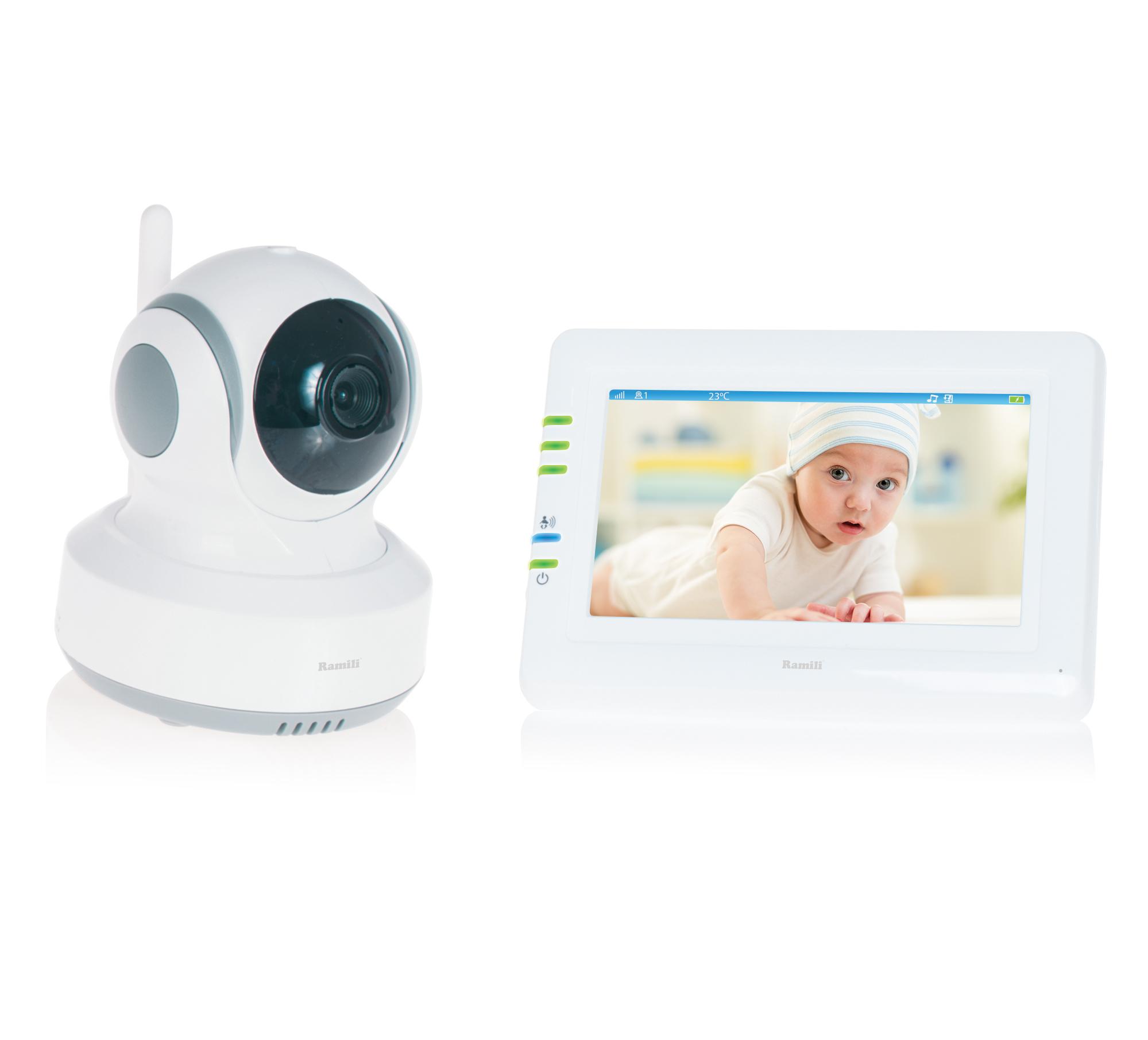 Ramili® Baby Video Monitor RV900