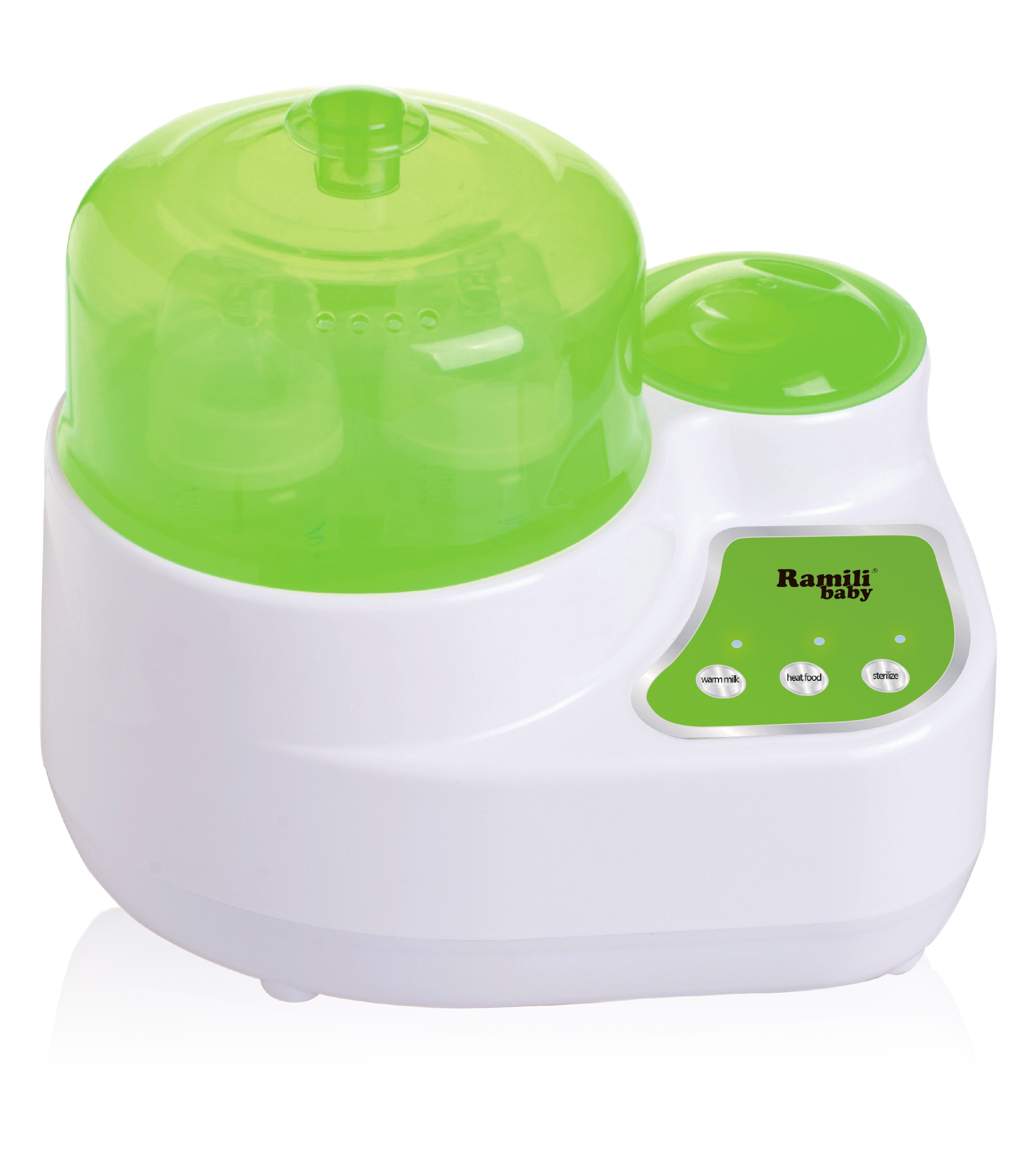 Ramili<sup>®</sup> 3 in 1 Baby Bottle Sterilizer & Warmer BSS250