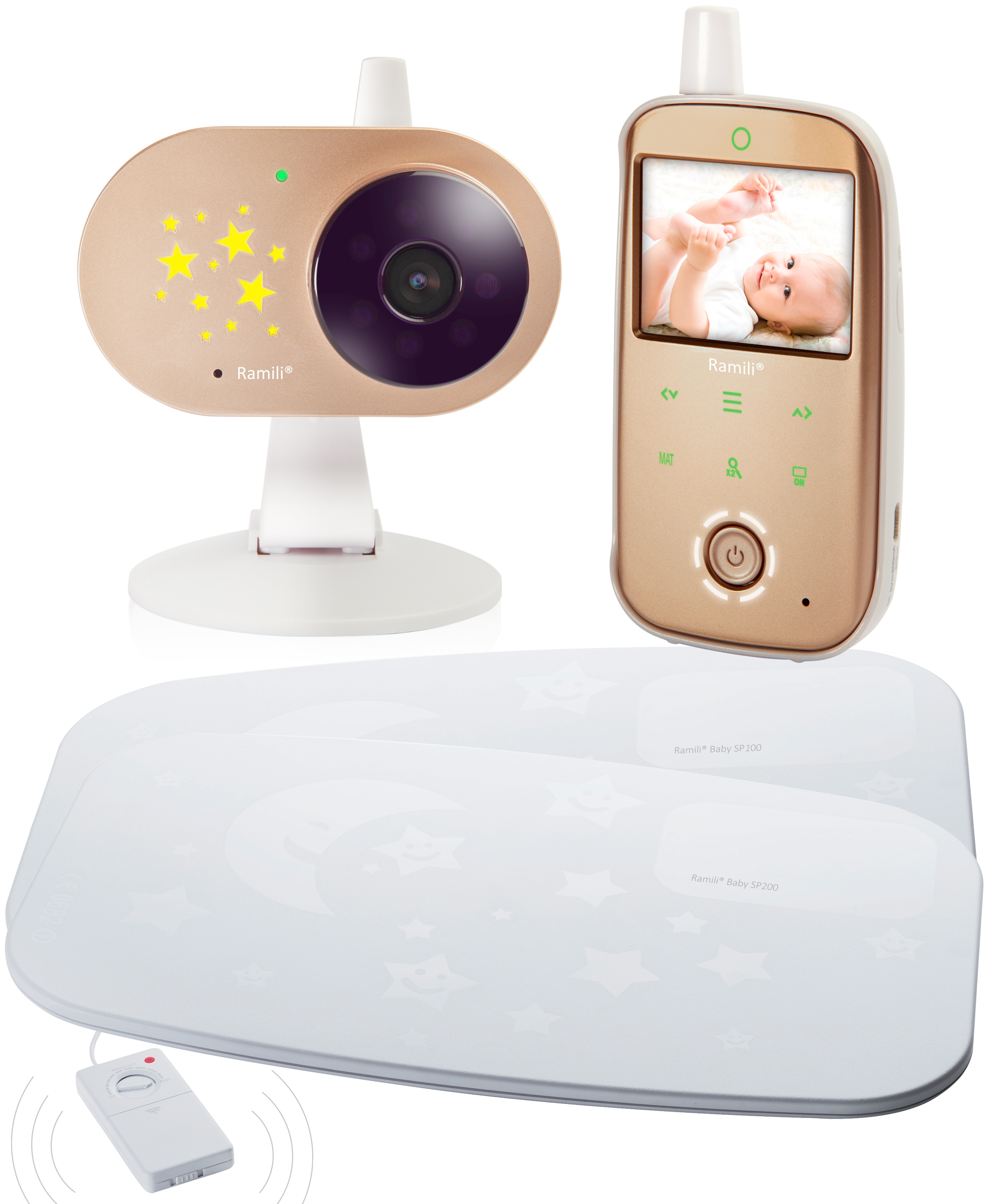 ramili group ramili baby video monitor rv1200. Black Bedroom Furniture Sets. Home Design Ideas
