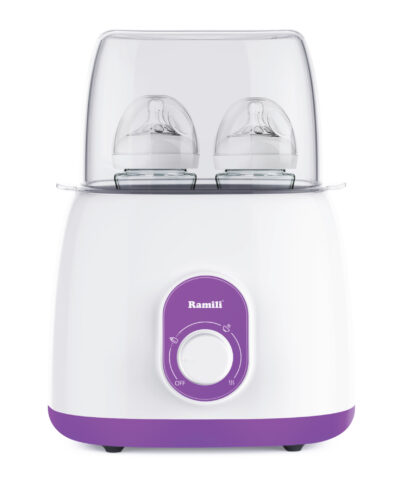 Ramili<sup>®</sup> 4 in 1 Baby Bottle Warmer & Sterilizer BFW300
